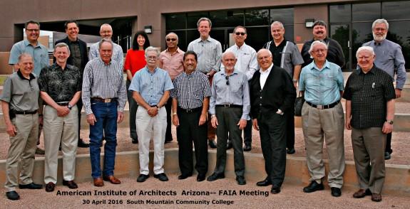 FAIA Group_April2016 Meeting