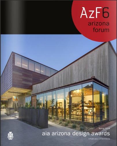 Arizona Forum (AzF) 6 Issue