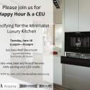 CE & Happy Hour