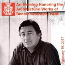 An Evening Honoring the Architectural Works of Bennie Gonzales, FAIA