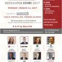 Developers VISION 2017