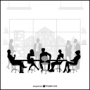 Image of Office Meeting