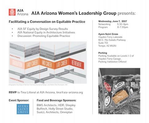 AIA AZ WLG Invite Card