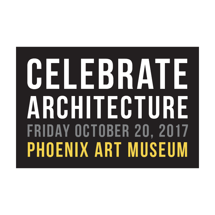 AIA AZ Design Awards Gala Logo 2017
